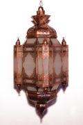 Orientalische Hängeleuchte /Aludra