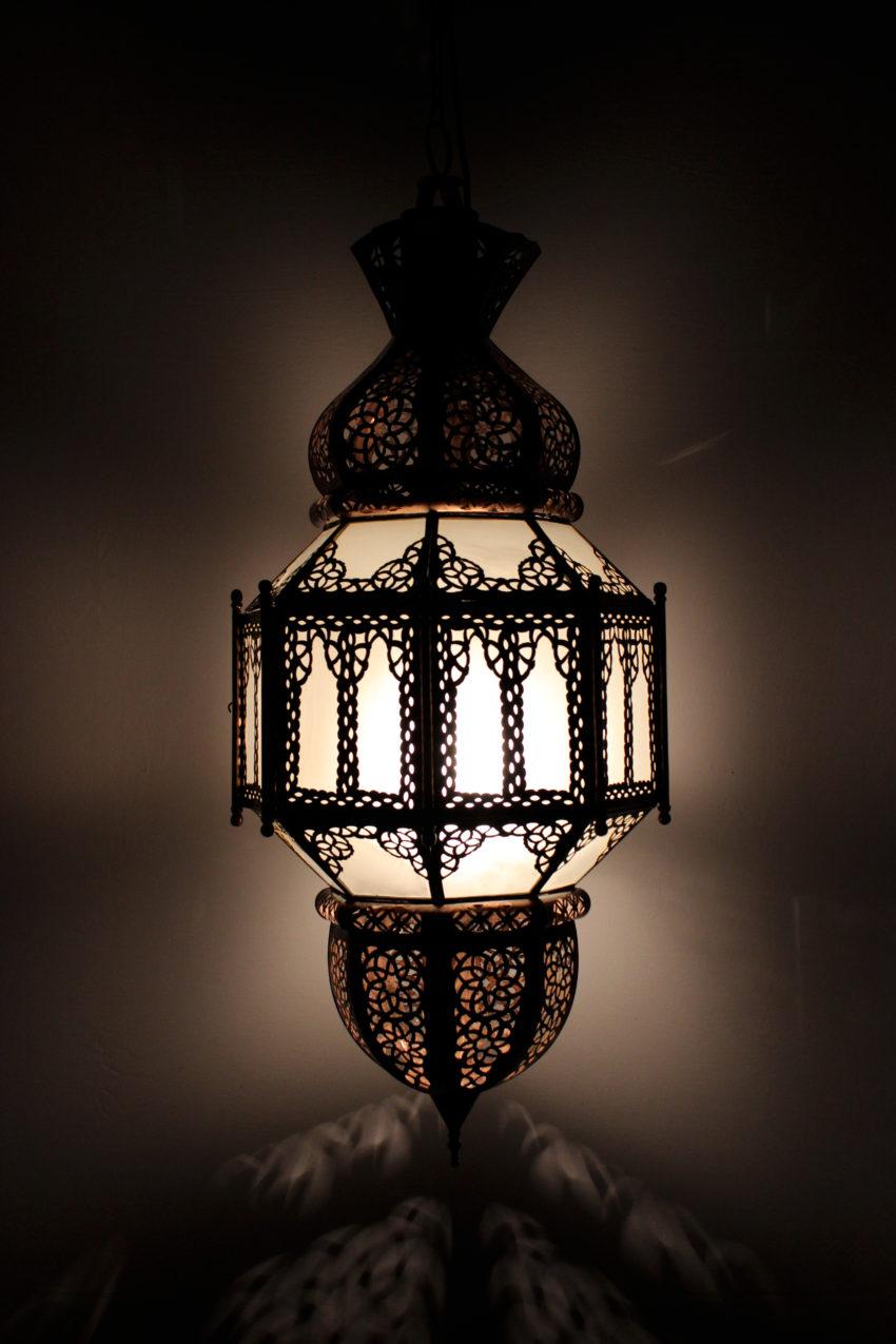 Orientalische Lampe Badria