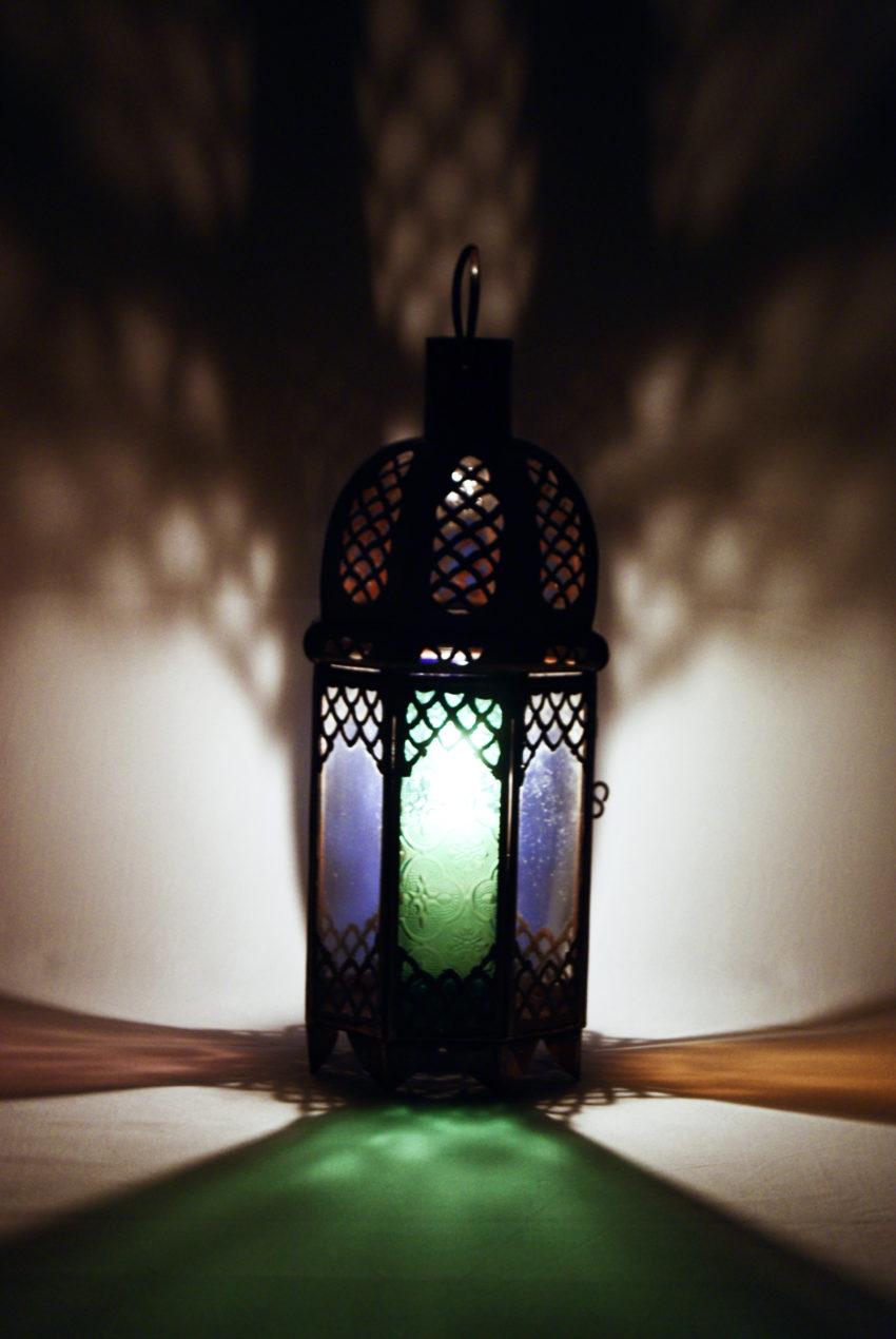 Orientalische Laterne Karma erhältlich im Onlineshop von El-Fesi.
