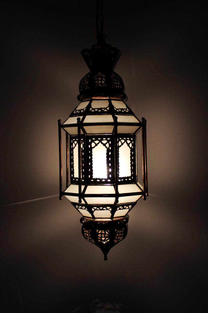 Orientalische Hänge-Lampe /Leila