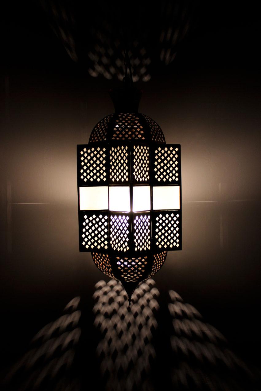 Orientalische Hänge-Lampe / Mahida