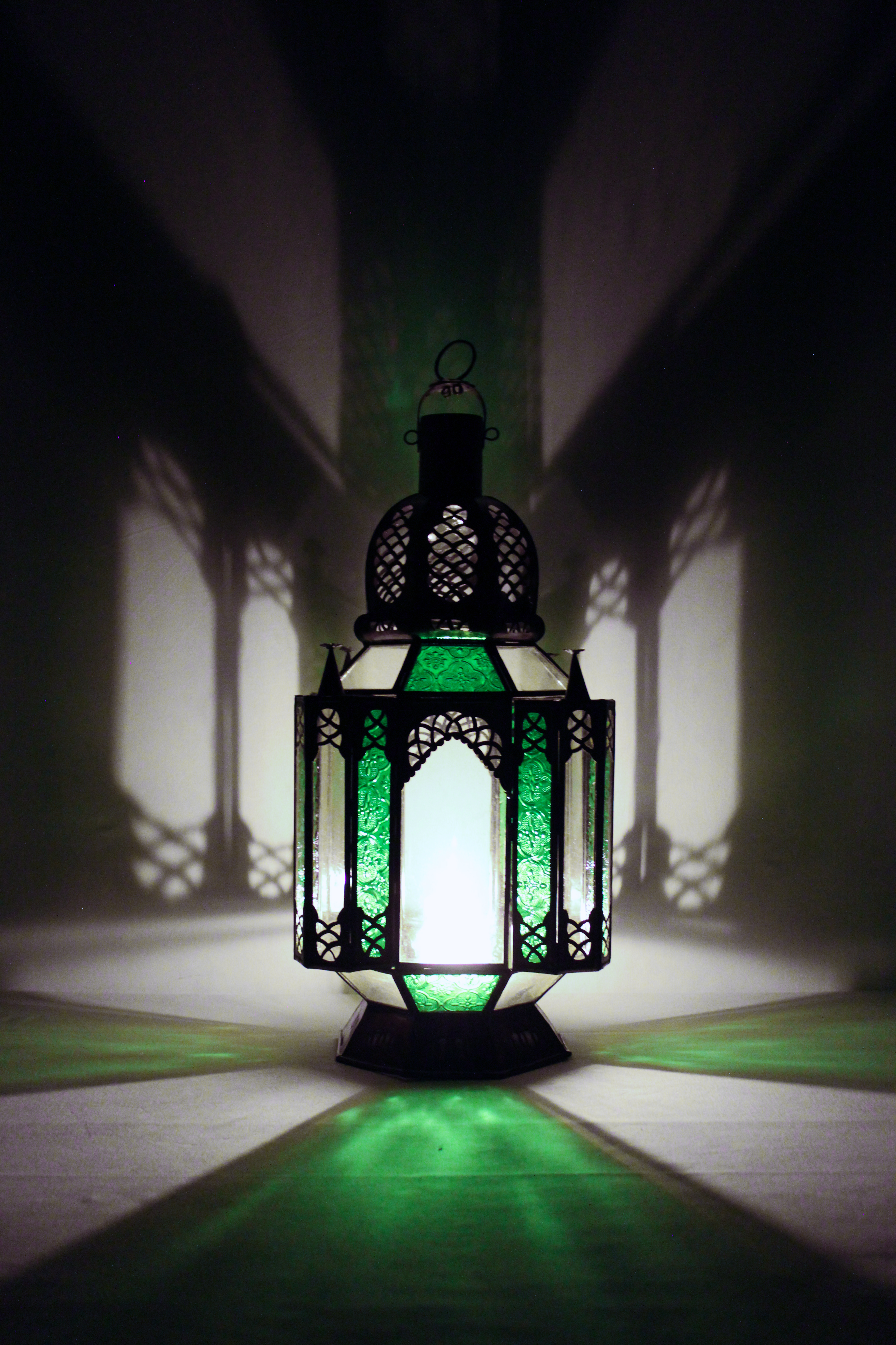 El-Fesi - Orientalisches Dekor: Orientalische Laterne Medina