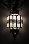Die orientalischen Lampen werden in Marokko von ausgewählten Künstlern hergestellt. Die Orient Lampen verzaubern Ihre Umgebung in ein Ambiente aus 1001 Nacht.