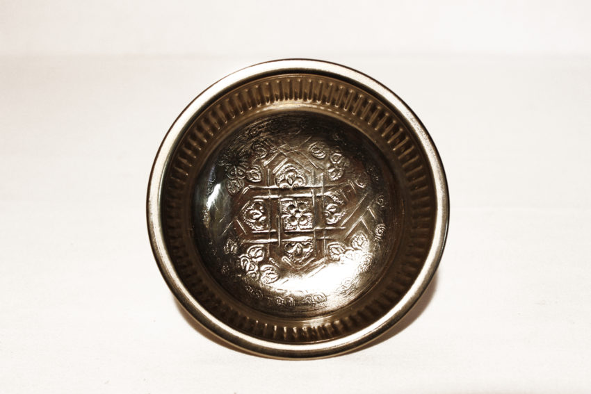 Die orientalischen Hammamschalen werden in Marokko hergestellt. Marokkanische Handwerkskunst erhältlich bei El-Fesi / Oriental Art Decor.