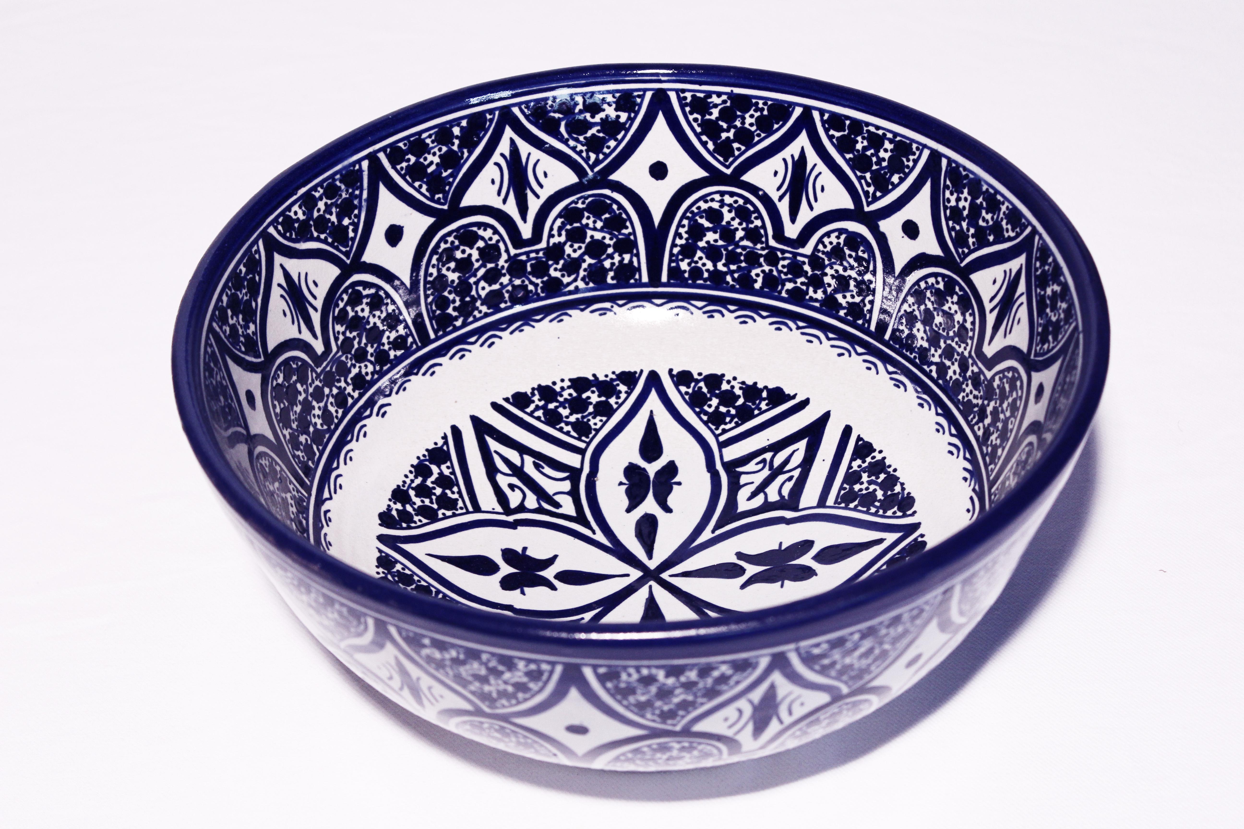 Orientalische Schussel Baba El Fesi Orientalisches Geschirr
