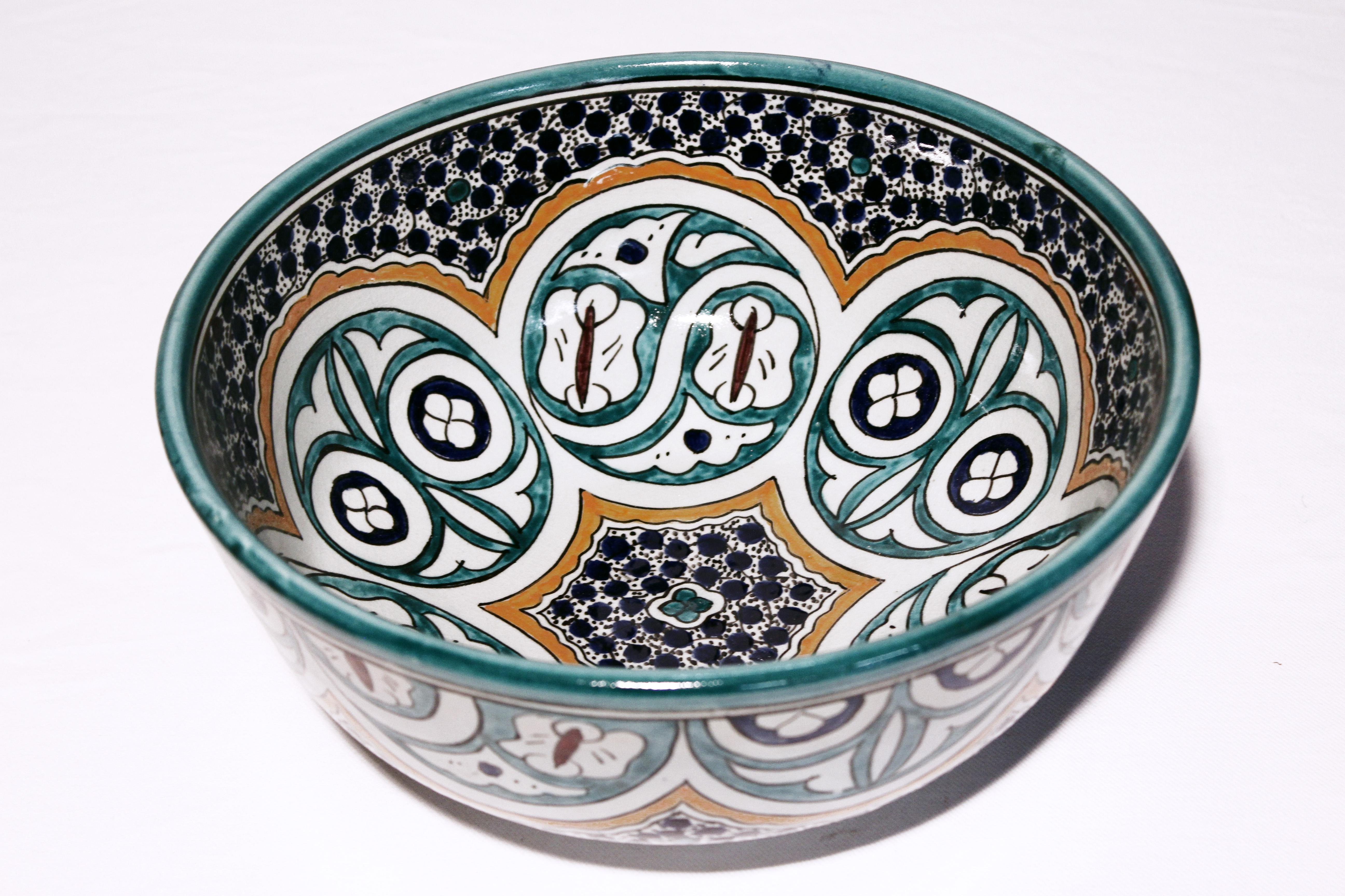 Orientalische Schussel Leandra El Fesi Orientalisches Deko